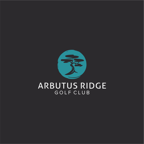 Retouched logo for Arbutus Ridge