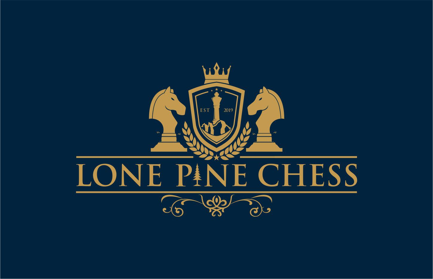 Lone Pine Chess Club needs a fighting design!