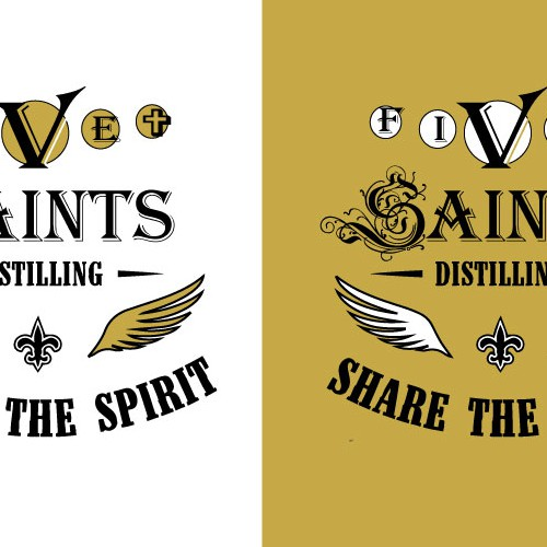 New Micro-Distillery Needs an Incredible Logo! Help Us Share The Spirits