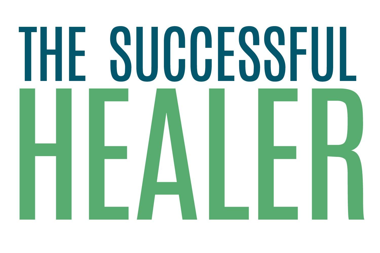 Successful Healer Book Mock-up