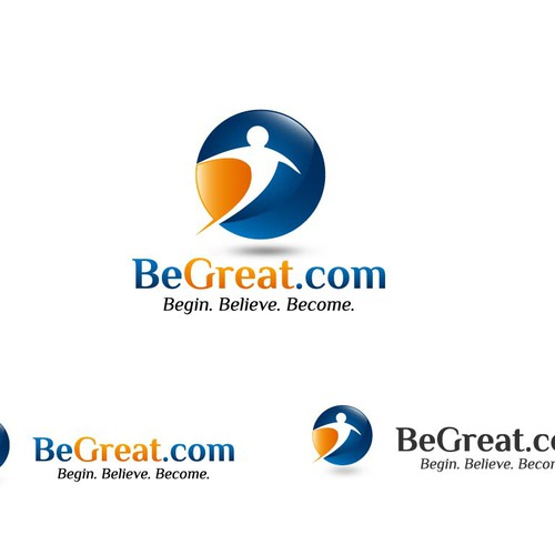 This logo will change lives & help people see how GREAT they can be.