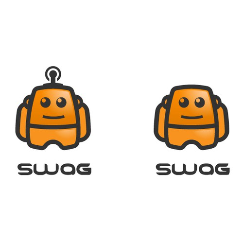 New logo and business card wanted for Swag