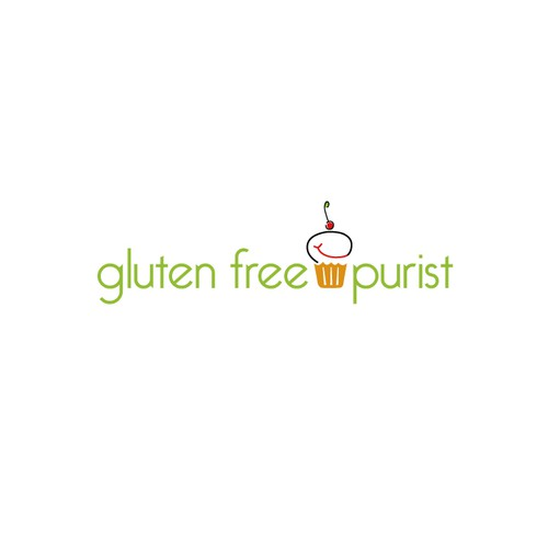 Create the next logo for Gluten Free Purist
