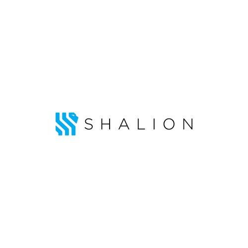 Logo for Shalion company.