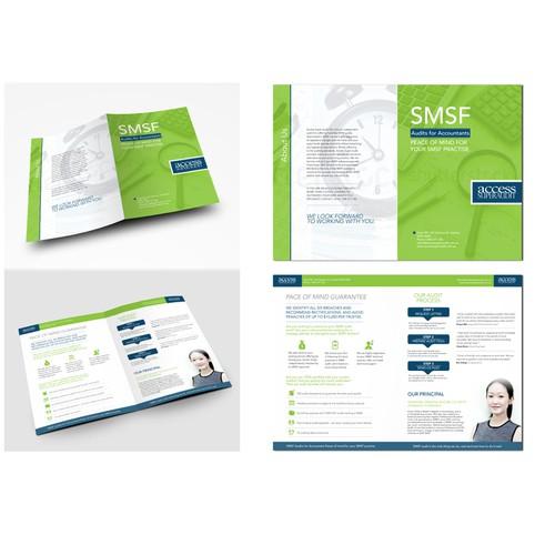 SMSF bifold brochure