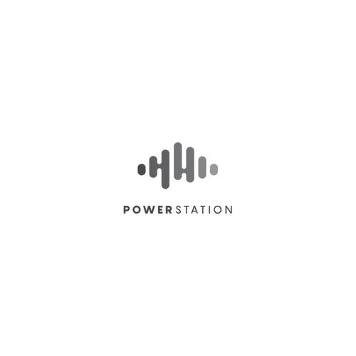 POWER STATION - Record Company wants new logo!