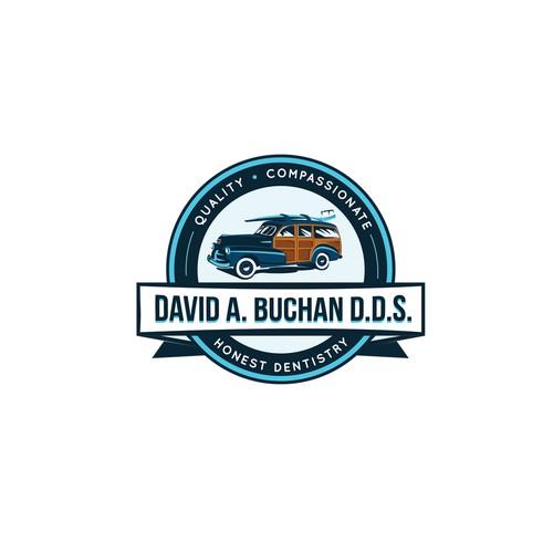 David A. Buchan D.D.S. logo