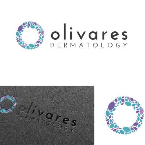 Dermatologist Seeks Modern, Simple, and Clean Logo