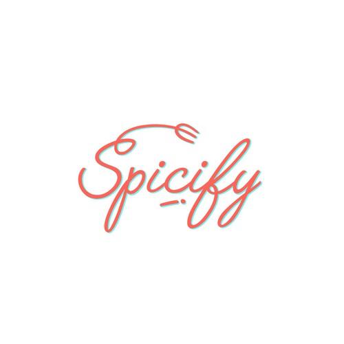 Spicify Logo Concept