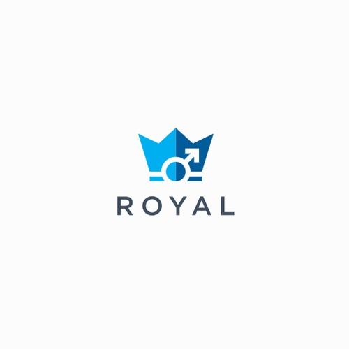 UNIQUE logo for Royal Clothing