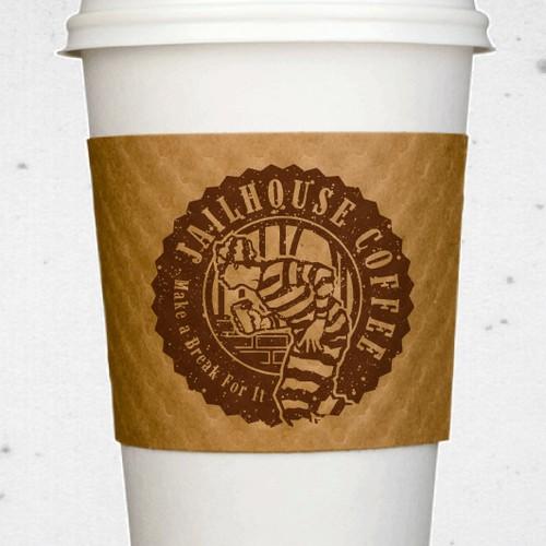 Jailhouse Coffee needs a new logo