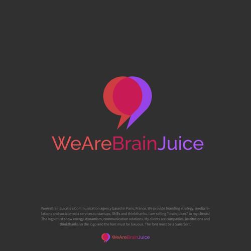WeAreBrainJuice logo