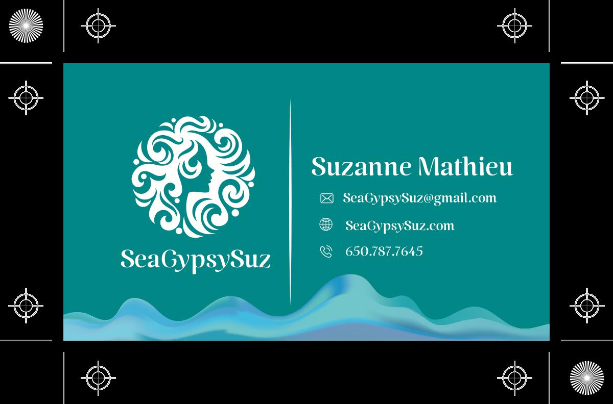 SeaGypsySuz Cards
