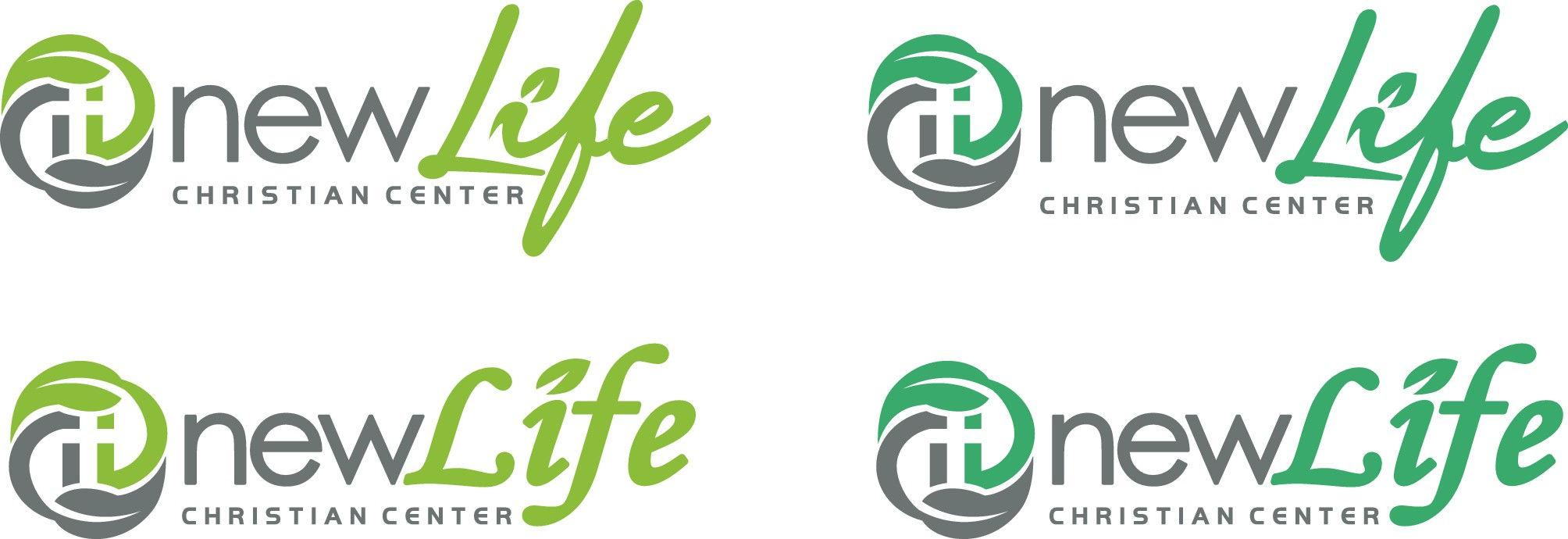 Create a edgy, comtemporary logo for exciting and fun church.