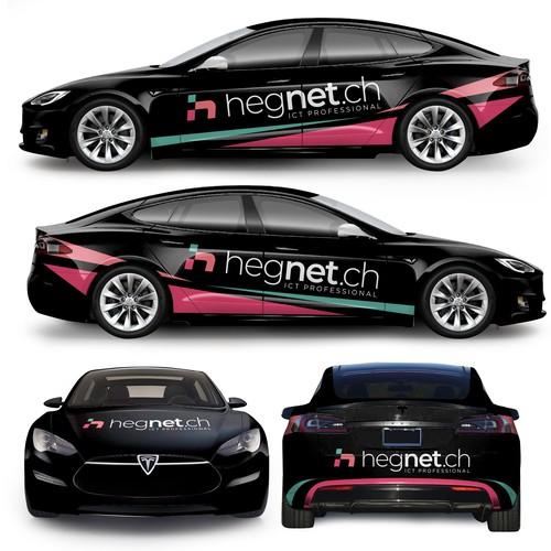hegnet Tesla Design