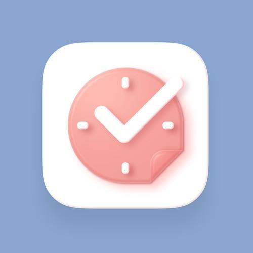 Todo App Icon Concept