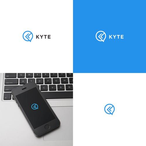 Logo for AI powered SMS App