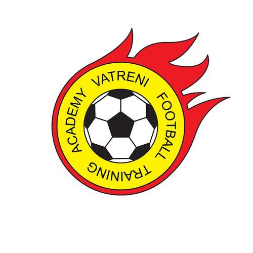 Logo for the football academy