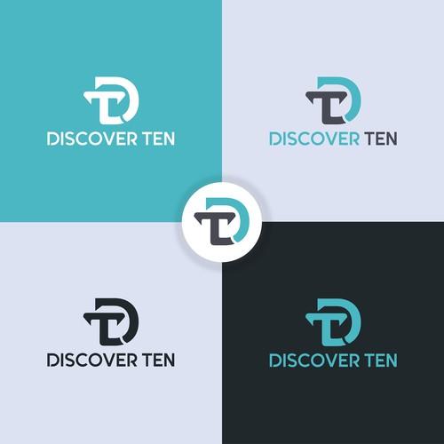 Discover Ten Logo Design.
