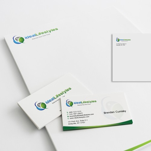 Ideal Lifestyles Stationary Design