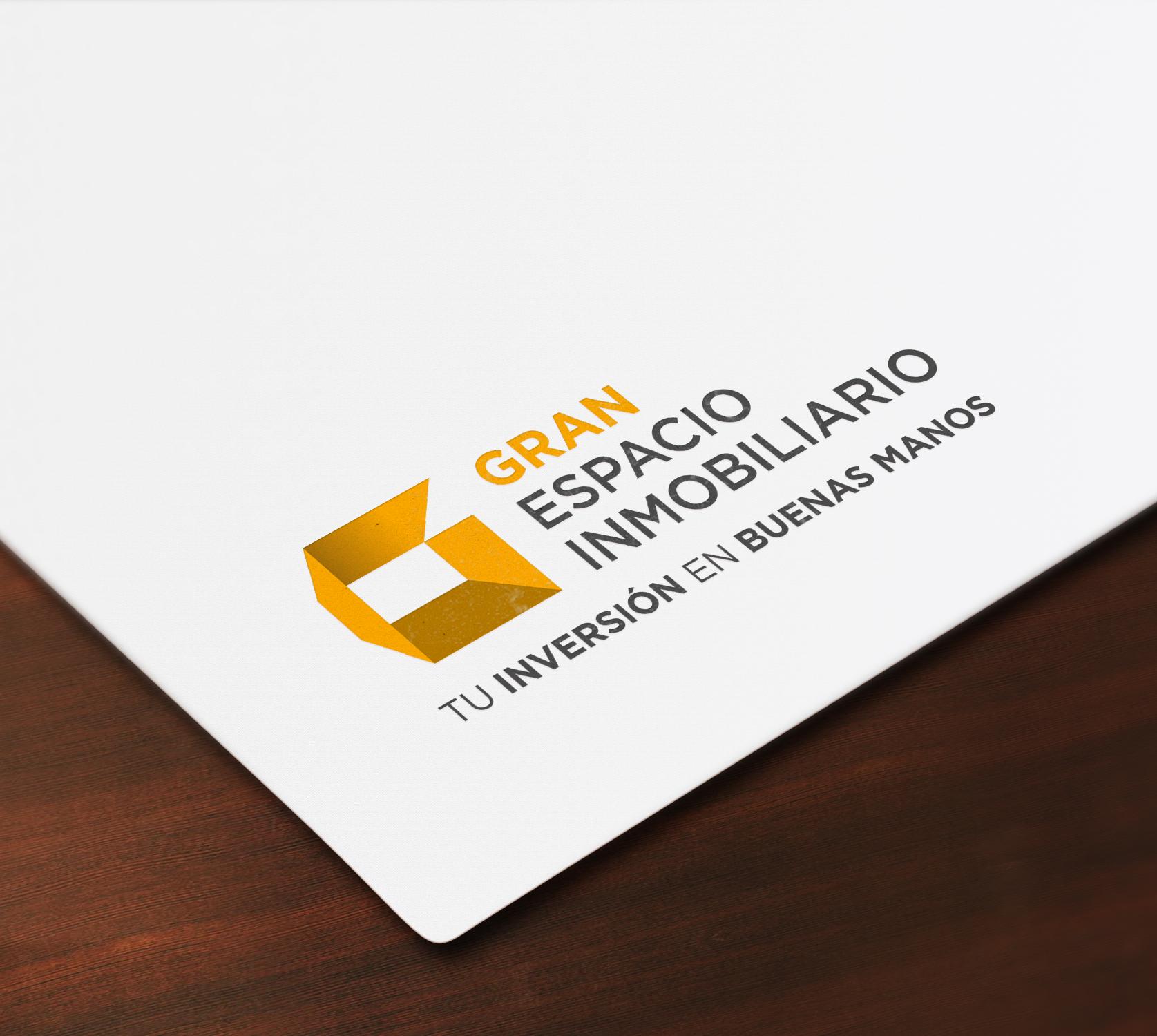 diseña un logotipo potente para nuestra inmobiliaria