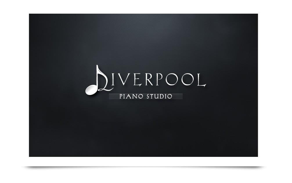 Last day -- logo for LIVERPOOL PIANO STUDIO