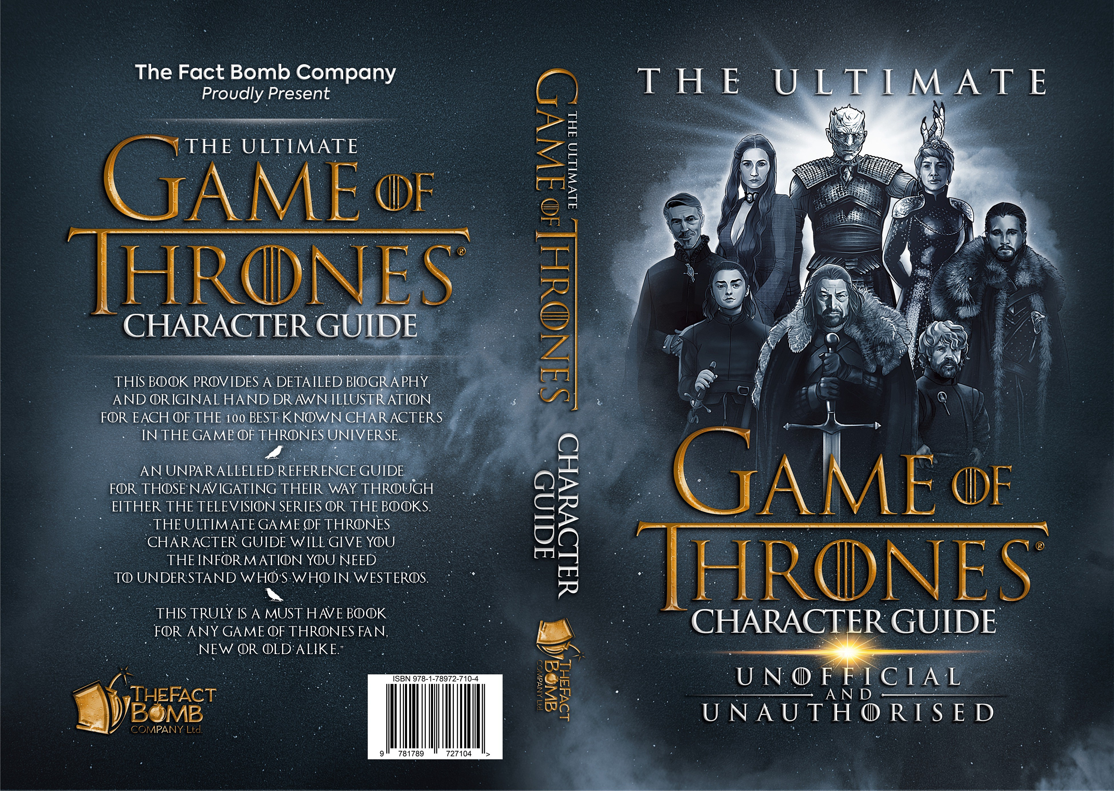 The Ultimate Game of Thrones Character Guide