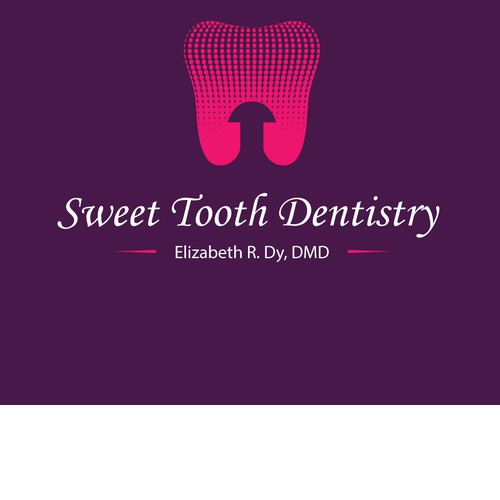 Sweet Tooth Dentistry logo design