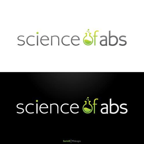 "Logo For ""Science Of Abs"" Workout Program For Men"