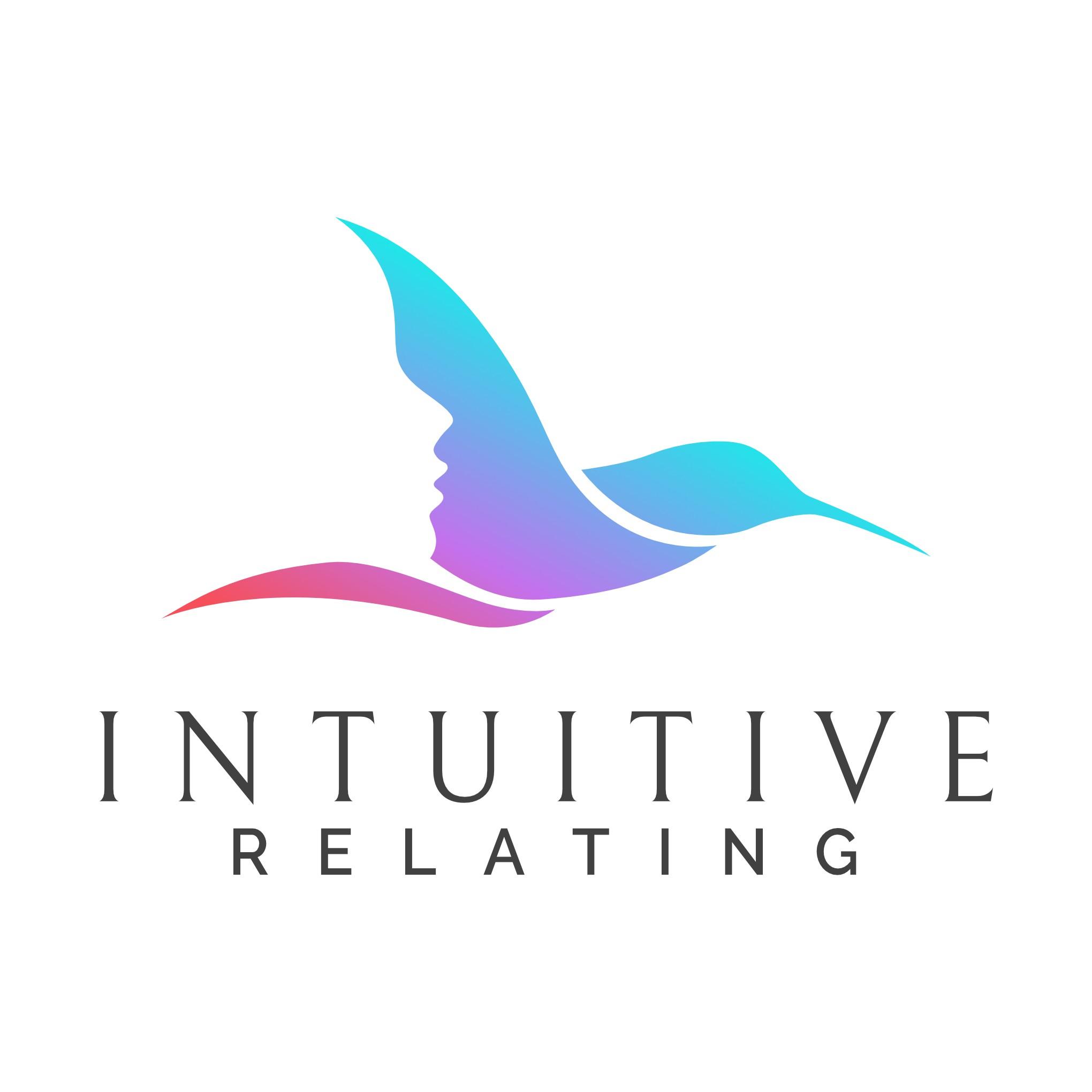 Intuitive Relating Spiritual Coaching Business Logo