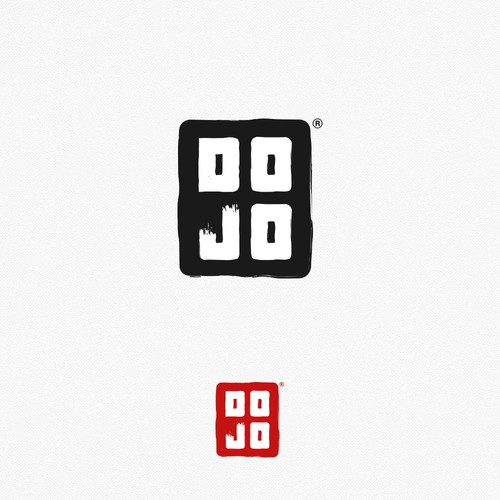 Logo for a Co-working space