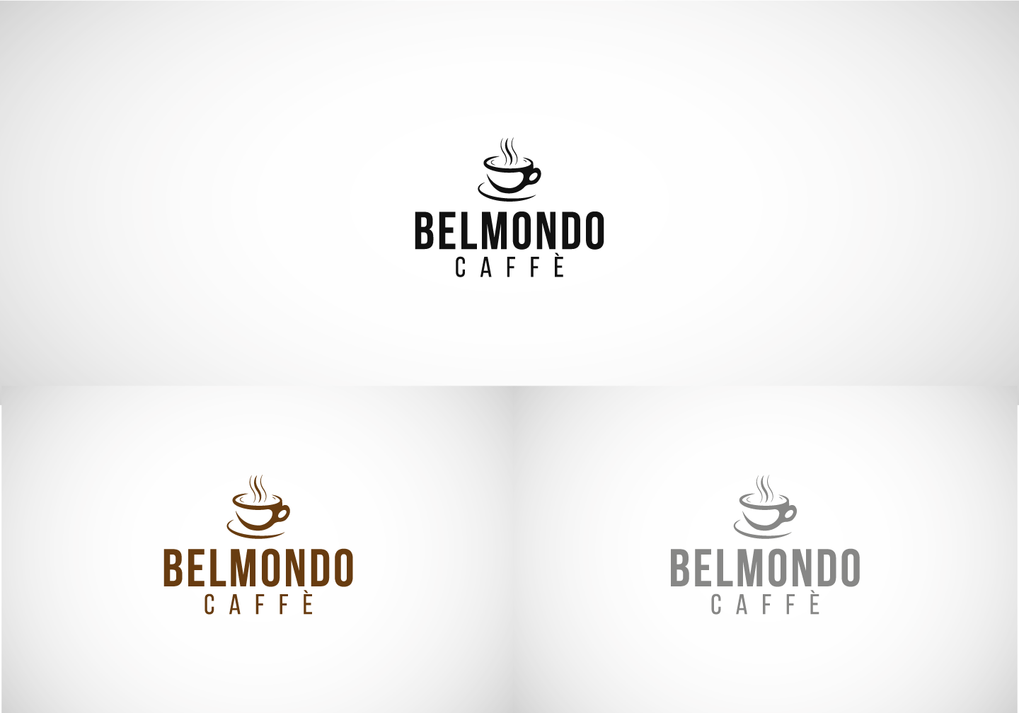 italian way of life in a coffee cup - create logo and website for a coffee services for companies