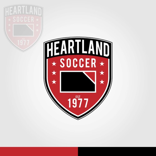 Heartland Soccer Shield Concept