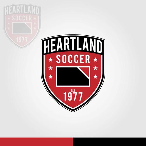 Heartland Soccer Shield Concept