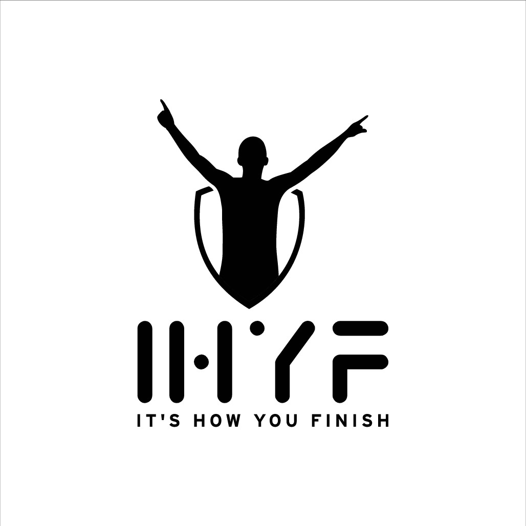 It's How You Finish Logo
