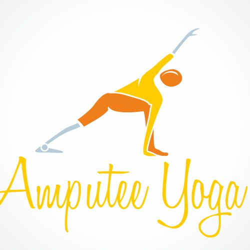 Amputee Yoga needs a new logo