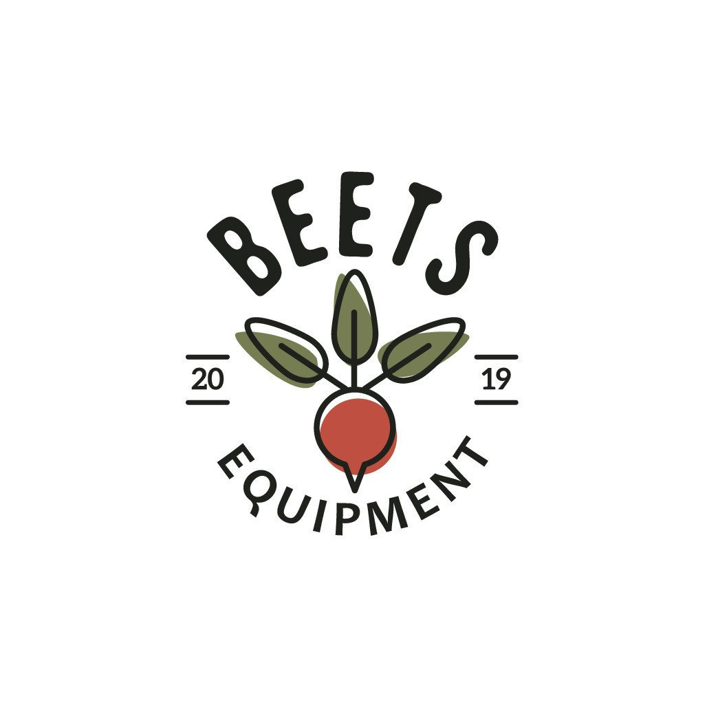 Design a clean, bright and memorable logo for Beets Equipment