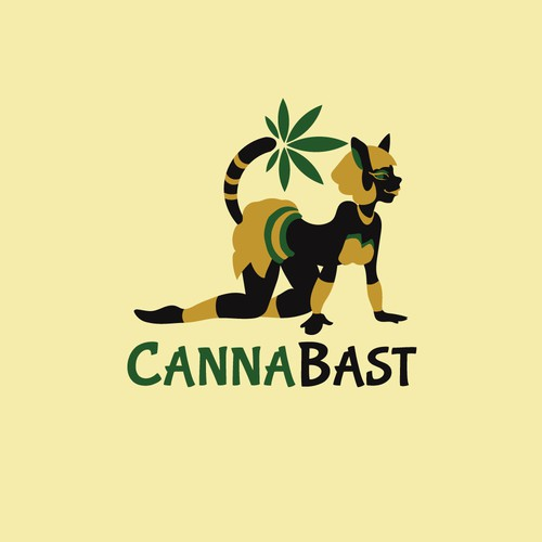 Funny and sensual logo and mascotte