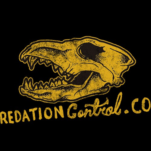 Create a design that captures what my business does in the logo. www.predationcontrol.com