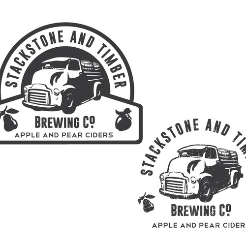 create a vintage style logo for up and coming craft brewery