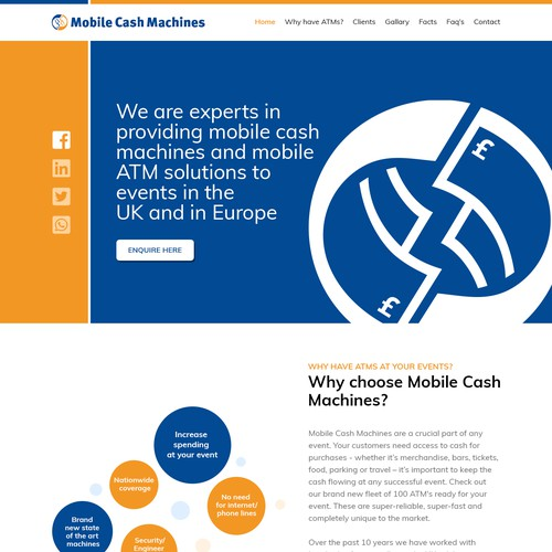 Mobile Cash Machines