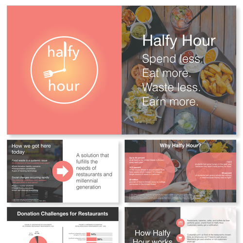 powerpoint design for halfy hour