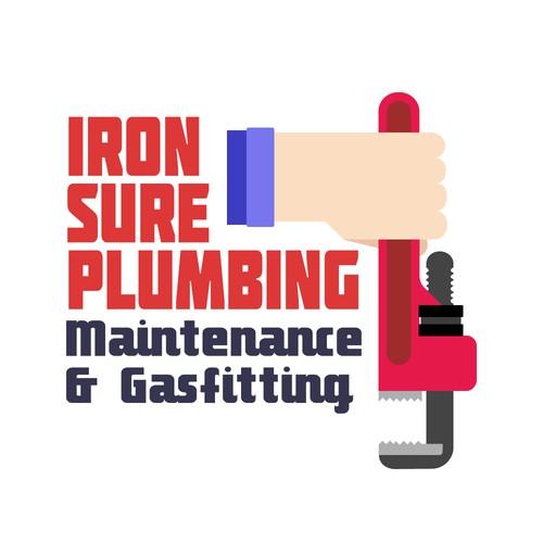 Logo for maintenance company