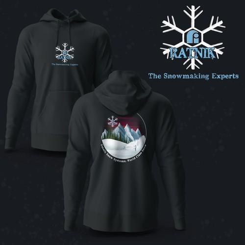 Snowmaking Hoodie