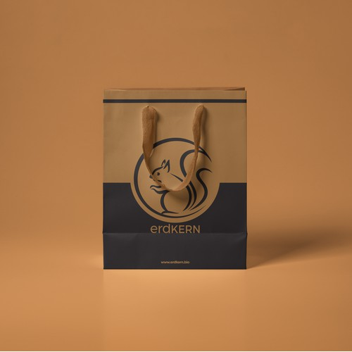 Winner in Paper Bag Design by erdKERN