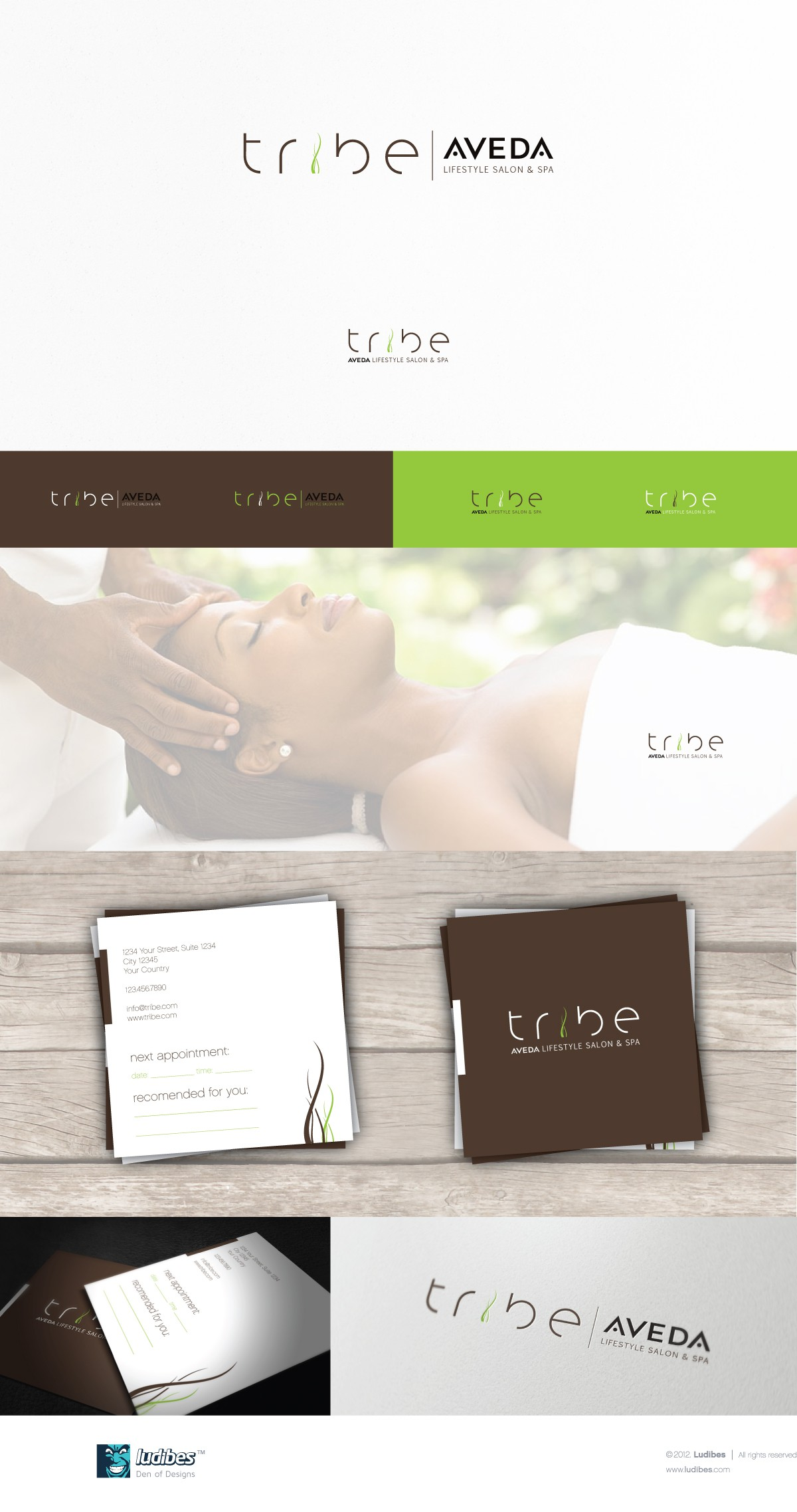 Create the next logo for Tribe