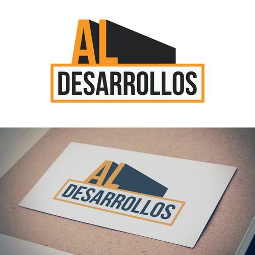 Logo for a real estate developer.