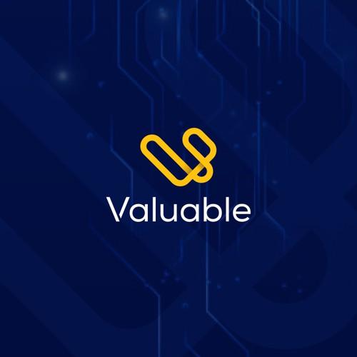 Minimalist Logo for Valuable ecommerce