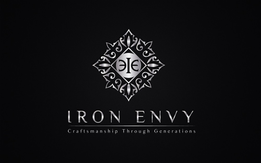 Iron Envy needs a new logo