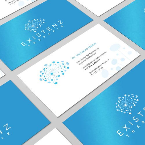 Logodesign and Businesscard design